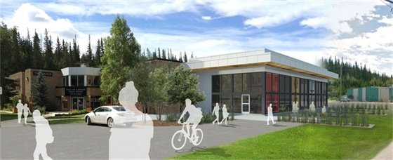 Front of PAV (concept)
